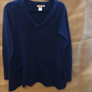 Sweaters - Purple sweater